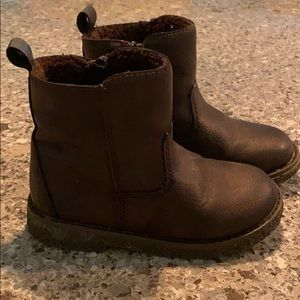 GAP kids lined boots. Toddler.
